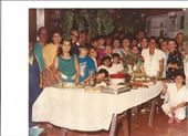 Family dinner - best memories from childhood. I'm the one behind the flowers: by realization, Views[52]