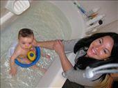 bath time with Aunty Rosie : by rosiecallinan, Views[159]