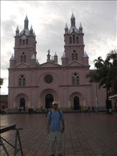 Church in Buca, Colombia on the way to the Parque Del Cafe: by ryanj_clark, Views[339]
