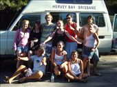 Fraser Island: notre groupe dans le 4X4: by sama, Views[164]