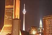 Petronas Towers and KL Tower: by seesea, Views[176]