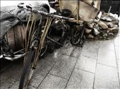 Recycle Bicycle in Insadong: by seoymilk, Views[69]