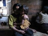 A lady and her child in minortiy village Muang Noi: by shockalotti, Views[164]
