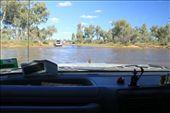 Crossing it ourselves....eeek...I drove!: by siblysgotroppo, Views[76]