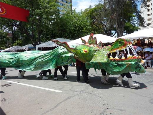 Corso de Corsos, Cochabamba