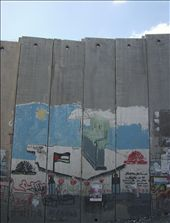 Social commentary on the security wall in Abu Dis, West Bank.: by sstolper, Views[203]