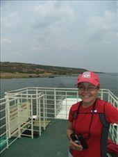 Emma enjoying the boat trip.: by steve_and_emma, Views[91]