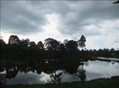 Storm brewing over Tad Lo, well it was the rainy season.: by steve_and_emma, Views[44]