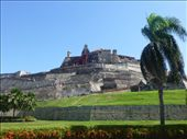 San Felipe Castle in Cartagena.: by steve_and_emma, Views[20]