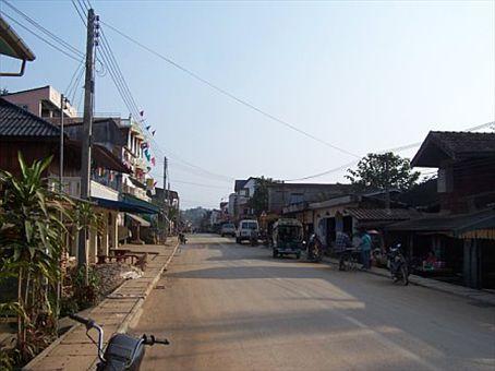 Houyxai, Bokeo Province, Laos