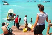 Zanzibar Archipelago is busy with tourists and little boats from nearby villages: by tanzania, Views[38]