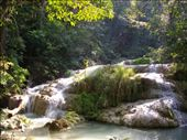 the 5th Level of Erawan Waterfalls: by teamgavigan, Views[79]