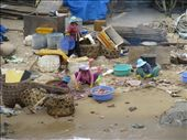 Nha Trang - seafood cleaning on river: by terrihorner, Views[218]