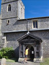 Chalfont St. Giles church which as beeen there for around a 1000 years: by the_nomads, Views[243]
