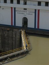 Miraflores locks, millions of gallons of water get washed into the sea with the passing of each boat: by thefuegoproject, Views[155]
