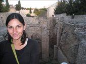 Pools of Bethsaida in Jerusalem where Jesus performed miracles.: by tk-tempany, Views[397]