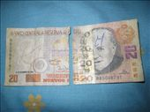 We recieved the first counterfeit note of our entire trip in Peru. Not sure if Dennis O'Riordan had anything to do with it.: by tk-tempany, Views[79]