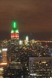 Top of the Rock (view of the Empire State building): by tk_inks, Views[160]