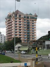 A rubbish building. It was fairly typical of the architechture of the city.: by tom-raleigh, Views[253]