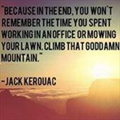 Jack Kerouac quote: by tony_mattravers, Views[393]