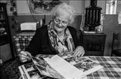 Today's Seniors club is managed by Maria Gospodinova. Worked in her entire life as a teacher, after her retirement she dedicated to work for older people in the village. In the last 3 years she decorated the place in Bulgarian traditional style and collected photos from events in the village.: by tony_the_magic, Views[177]