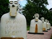Huge sculptures found at the exit of the park: by treefrog, Views[21]