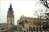 Clock Tower and Cloth Hall, Rynek Glowny : by vagabonds, Views[64]