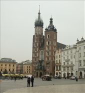 Basilica of the Assumption of Our Lady, Rynek Glowny : by vagabonds, Views[258]