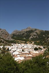 Grazalema, white hill town: by vagabondstoo, Views[19]