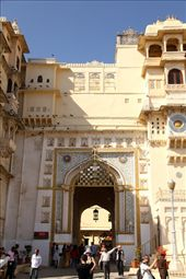 City Palace, Udaipur: by vagabondstoo, Views[43]