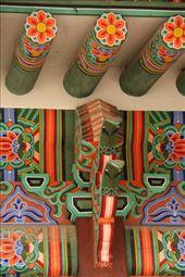 Bright colours, Changdeokgung Palace: by vagabondstoo, Views[65]