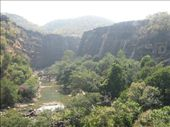 View from the entry to caves.: by vinaygy, Views[46]