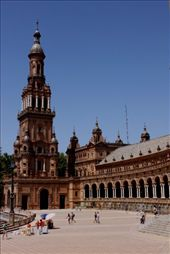 Plaza de Espana (Siviglia): by walterperis, Views[24]