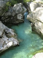 The tranquil waters that ran NEXT to our tentsite.  How spoiled were we!?  SOCA RIVER: by whereintheworld, Views[1865]
