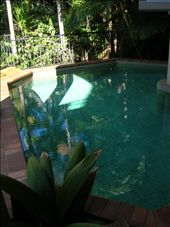 Our pool.: by whitneyj, Views[203]