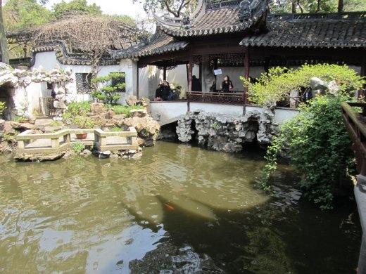 YuYuan Garden; central Shanghai.